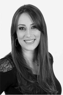 Arquiteta Samantha Sommer de Oliveira