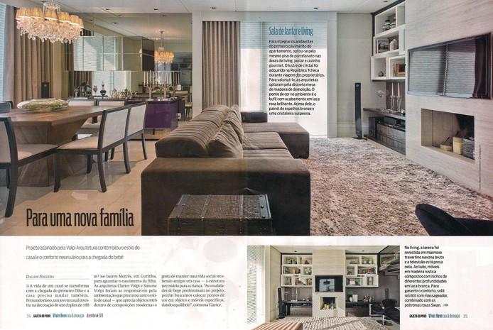 Gazeta do Povo - Viver Bem - Dezembro