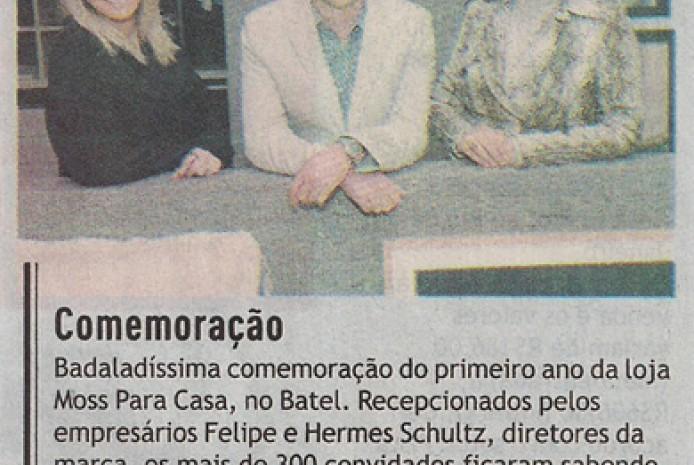 Bem Paraná - Coluna da jornalista Mary Schaffer - Setembro