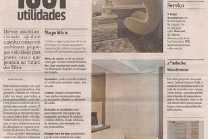 Gazeta do Povo - Caderno Viver Bem - Janeiro
