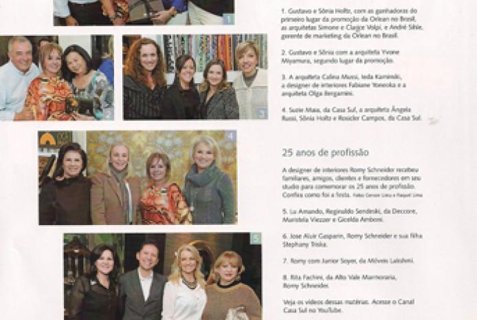 Revista Casa Sul - Junho