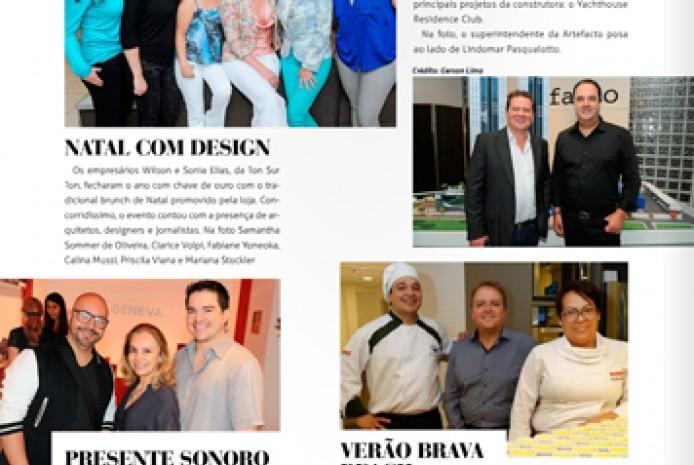 Revista Destaque Imobiliário - Janeiro