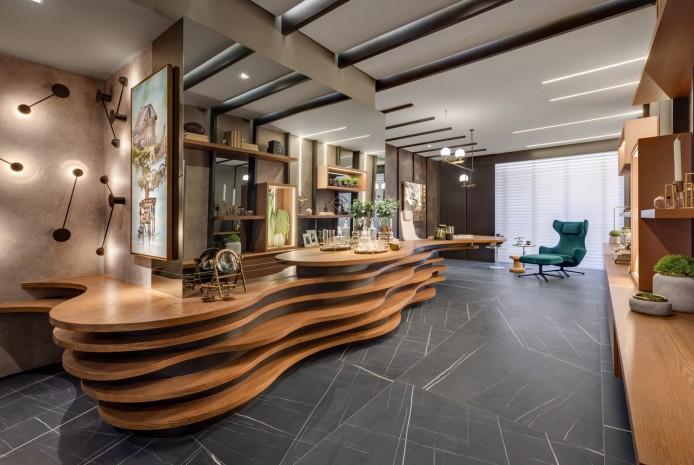 Casa Cor 2019 - Office do Empres�rio - Mostras